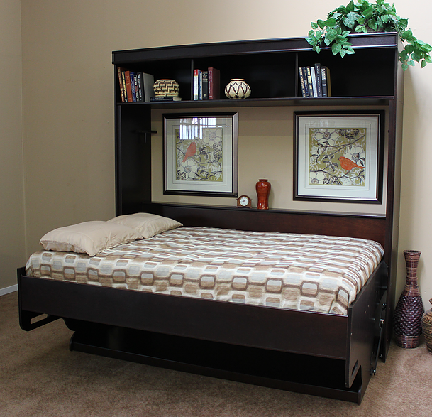 Deluxe Hidden Desk Bed Murphy Beds Etc